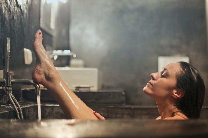 できるあの人の美容習慣~「入浴」は最高の美容健康法だった~
