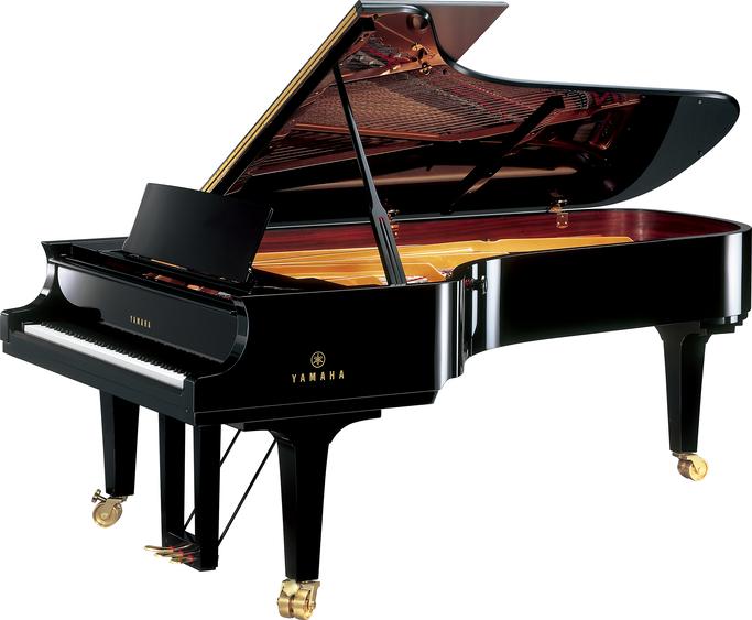 ピアノと森と資源のお話