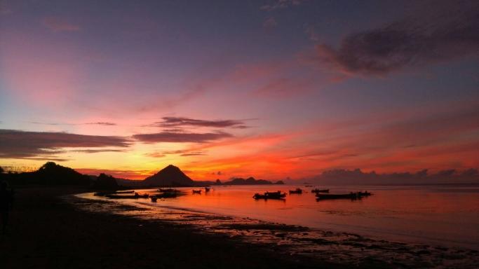 自然のちから~インドネシアロンボク島