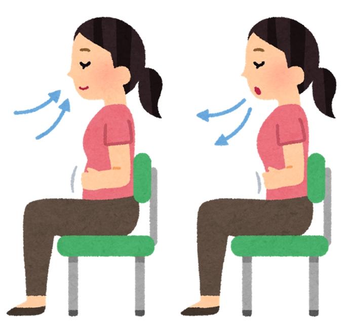 〜食を通してもっと元気に、きれいになっていく心<後編>〜 腸内の悪玉菌を減らし、便秘を改善! 簡単にやってみる腹式呼吸法