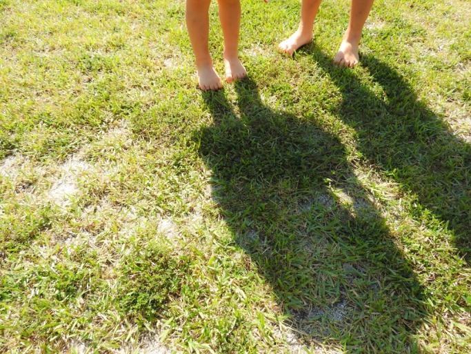 自然に直接触れることが健康によい理由〜裸足になりたい〜