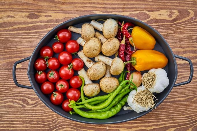 新生活に合わせて食事もアップデート。ビタミン・ミネラルを多めに